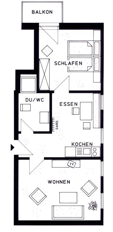 WohnungB