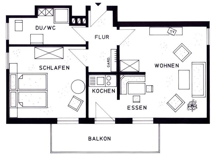 WohnungC